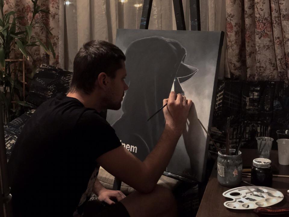 Иван Аристов художник Калуга