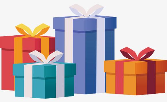 seo подарки