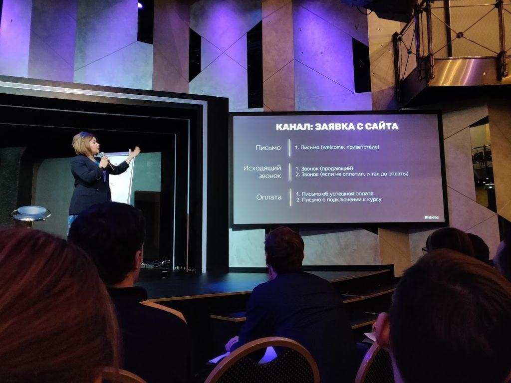 двухшаговые продажи с Ириной Каримовой