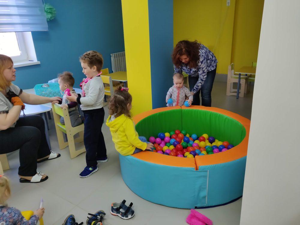 Софиюшка в детском саду