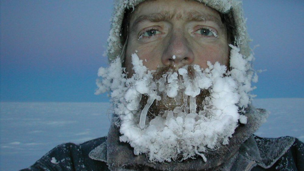 20112019 Обрабатывал холодных клиентов... Замёрз!